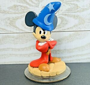 Disney Infinity Figure 1.0 Mickey Mouse Fantasia Wizard Sorcerer INF-1000021