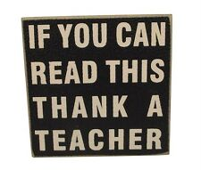 Heaven Sends Teachers Magnetic Coaster - Wonderful Thank you Teacher gift