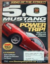 5.0 MUSTANG 2003 MAY - SALEENS TESTED, COLD-AIR TEST