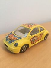 TOY STORY DISNEY Volkswagen Beatle Yellow WOODY Bburago 1:24 CAR Italy