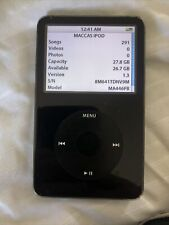 IPOD CLASSIC 5.5 GEN ENCHANCED A1136 30GB MA446FB