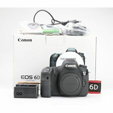 Canon EOS 6D + 93 Tsd. Auslösungen + Sehr Gut (227446)