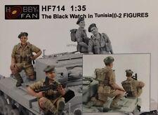 Hobby Fan 1/35 The Black Watch in Tunisia (I) (2 Figures) - HF714