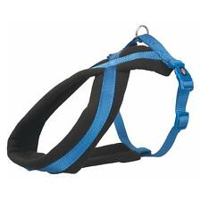 Trixie Premium Touring Dog Harness Comfort Fleece XXS–XS 26–38cm/10mm Royal Blue