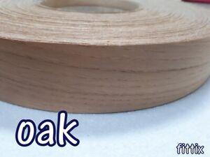 Iron on Edging Pre Glued Real Wood Veneer Edge Banding Tape  22mm 40mm 50mm