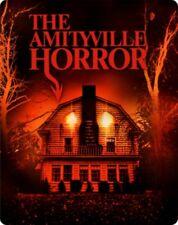 NEW The Amityville Horror Steelbook Blu-Ray