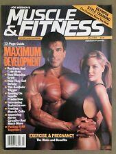 Muscle & Fitness Bodybuilding Magazine March 1993 LOU FERRIGNO