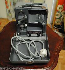 Años 50 Vu Editor Tele Vu Proyector películas 8mm hecho en Japón