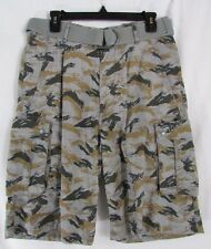 Levis Jeans Cargo Shorts Mens Size 30 New Nwt Camouflage Relaxed Fit Below Knee