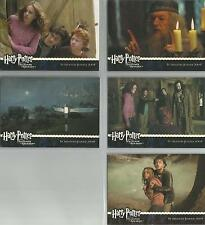 Harry Potter POA - Silver Foil 5 Card Promo Set #Promo1-5