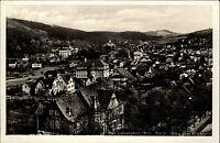 Bad Liebenstein Thüringer Wald Thüringen AK ~1940 Teilansicht von Klinikturm