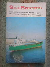 SEA BREEZES   5 VINTAGE ISSUES 1976,1977,1978