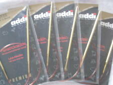 "Addi LACE Circular Knitting Needle 5mm / US#8   32"" (SALE)"