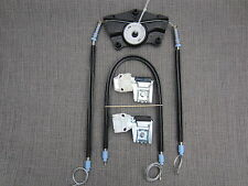 SKODA FABIA WINDOW REGULATOR REPAIR KIT FRONT LEFT *UK PASSENGER SIDE*