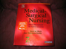MEDICAL-SURGICAL NURSING - CLINICAL MGMT FOR POSITIVE OUTCOMES - HARDCOVER!