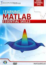 Matlab Essential Skills - Video Tutorial [DVD] Jason Gibson DVD