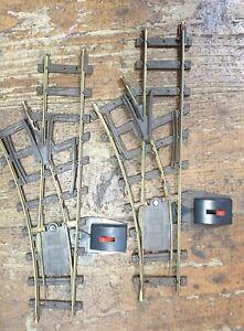 Faller E-train 2 Weichen links Spur  0