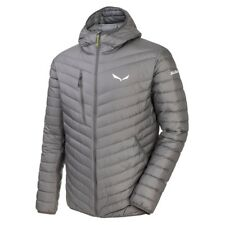 Salewa Ortles Light Dwn Hood Jkt Giacca da Alpinismo Uomo Quiet Shade/0730