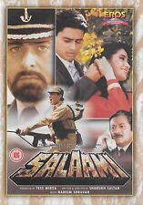 SALAAMI - KABIR BEDI - BEENA - AYUB KHAN - NEW BOLLYWOOD DVD - FREE UK POST
