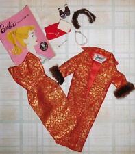 Vintage Barbie #992 Golden Elegance Ensemble 1963