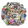 Cartoon Stickers Vinyl skateboard laptop phone car luggage Mix logo decal pack
