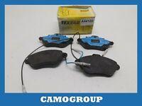 Pills Front Brake Pads Pad Textar CITROEN XM 89 94