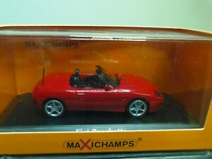 MAXICHAMPS 1//43 1995-940121931 FIAT BARCHETTA