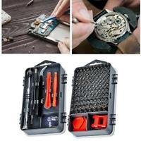 112 in 1 Screwdriver Set Magnetic Screwdriver Bit Torx Multi Phone Repair HOT
