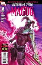 Justice Society of America Special - Magog (2009) One-Shot
