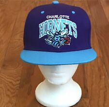 Excellent Condition New Era Charlotte Hornets SnapBack