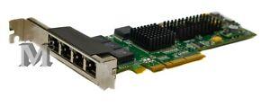 Intel® 82571EB Quad Gigabit PCIe NIC Card ( Silicom PEG4IL )