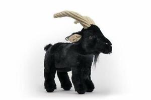 Barnyard Baller Billy Goat Dog Toy with Hidden Ball by SteelDog