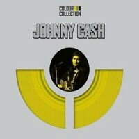 "JOHNNY CASH "" COLOUR COLLECTION (BEST OF)"" CD NEUWARE"