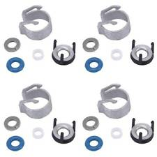 4PCS FOR VW Jetta Audi A3 Engine Fuel Injector Seal O-ring Nozzle Repair Kit
