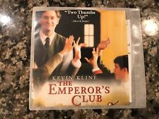 The Emperors Club Dvd! 2002 Coming Of Age Drama! See Smart People