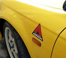 Advan racing stickers autocollants honda jdm honda S2000 DC5 DC2 EK9 EP3 FN2 FD2 rta