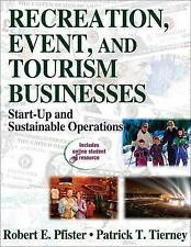 Recreation, Event, and Tourism Business With Web Resources: Start-Up and Sustain