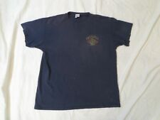 Vintage 80's Pakalolo Hawaii Weed T Shirt Dark Blue Size XL
