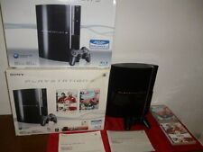 Console Sony Play Station 3 PS3 FAT 80 GB Bundle - Boxata – PS3 PAL ITA