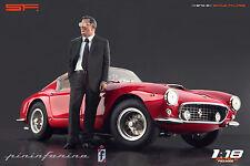 1/18 Sergio Pininfarina VERY RARE!!! figures for 1:18 CMC Autoart Ferrari