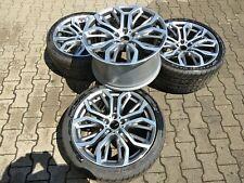 ORIGIN. BMW X5 F15 E70 M Y SPEICHE 375 Alufelgen DUNLOP SOMMERREIFEN 21 ZOLL RSC
