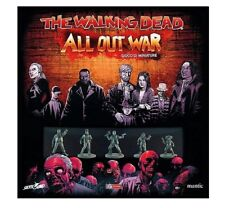 THE WALKING DEAD - ALL OUT WAR - ASMODEE 0330 - NUOVO
