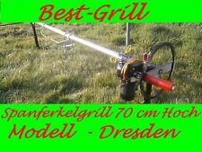 BEST-GRILL - Spanferkelgrill, Lammgrill,Hähnchengrill,Bratengrill 70 cm Hoch