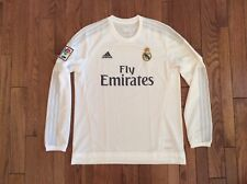 separation shoes 9d50e 33390 Real Madrid Long Sleeve Jersey for sale | eBay