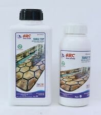 ARC CRYSTAL CLEAR BAR TABLE TOP 42 OZ KIT Making Jewelry, Coating for Wood Table