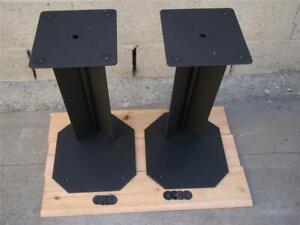 Universal Steel Floor Speaker Stands
