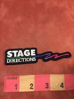 STAGE DIRECTIONS Patch 80E6