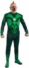 Green Lantern Tomar-Re Adult Muscle Chest Halloween Costume 44-46 XL #N135