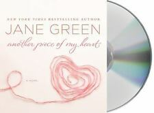 ANOTHER PIECE OF MY HEART unabridged audio book on CD by JANE GREEN - Brand New!
