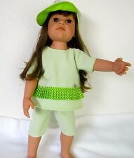 Puppenkleidung für Götz Hannah 50cm -Drei Teiler-